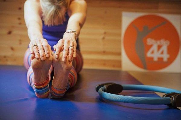 Why do I get cramp when I do Pilates? - Studio 44 Pilates