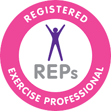 registered reps exercise professional