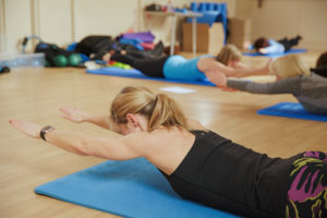 Flowing 10 Minute Pilates Practise Session now Online - Studio 44 Pilates