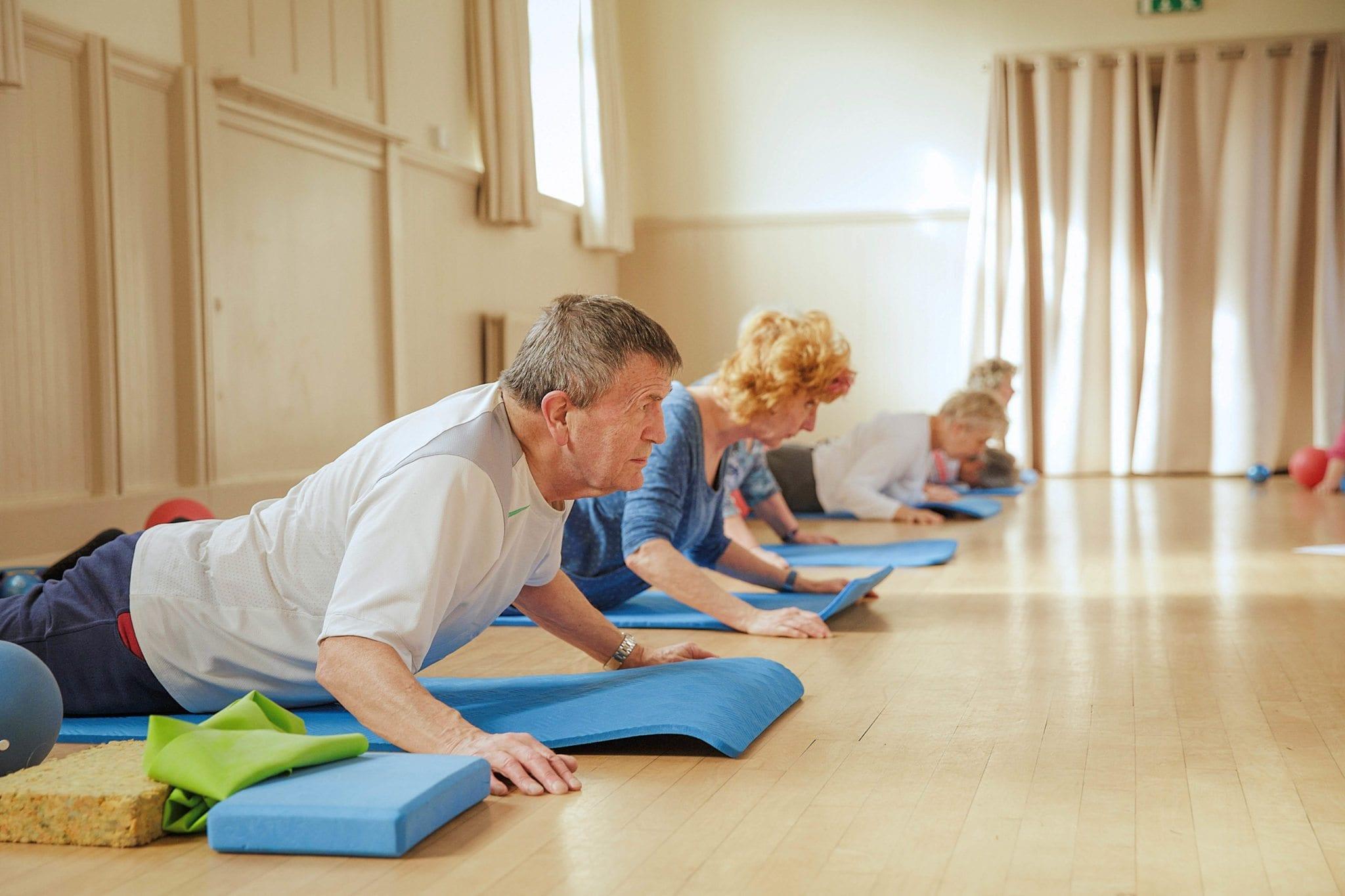 New Pilates Practise Video online now! - Studio 44 Pilates