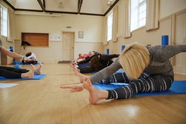 Pilates, Stretching and Flexibility - Studio 44 Pilates