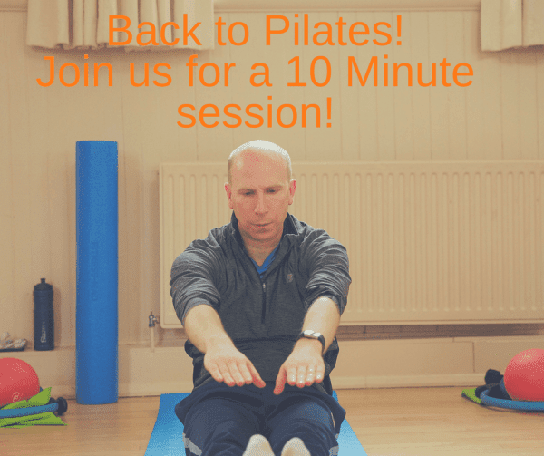 New Year New routine? - Studio 44 Pilates