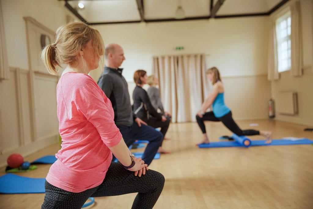 Benefits of stretching for running - Studio 44 Pilates