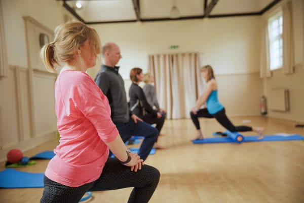 Joseph Pilates - The 34 Moves. Part 1 - Studio 44 Pilates