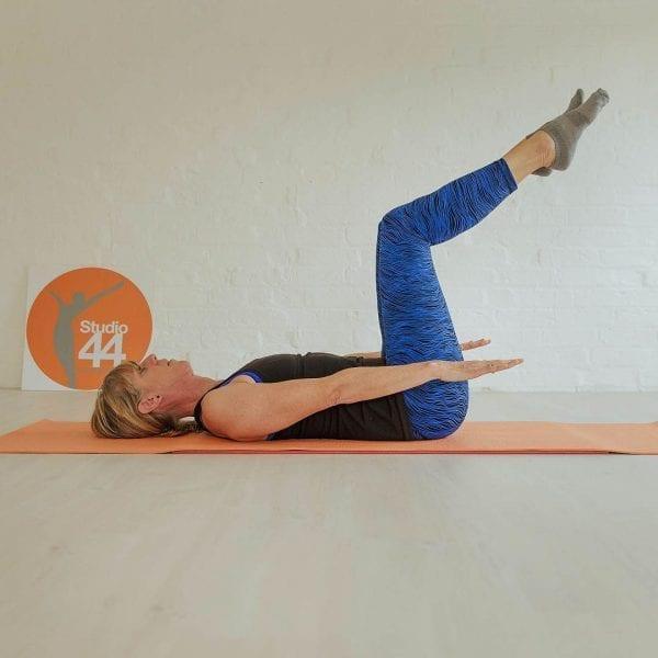Pilates Beginners Course - Video No 6 - Studio 44 Pilates