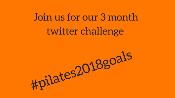 Pilates Goals 2018 - Studio 44 Pilates