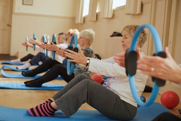 pilates any age