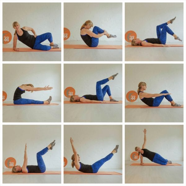 Running the London Marathon- How strong is your core? - Studio 44 Pilates