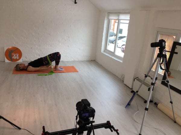 Why wouldn't you subscribe to Studio 44 Pilates 10 minute videos online? - Studio 44 Pilates