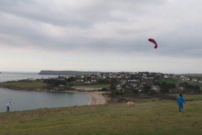 kite fying day