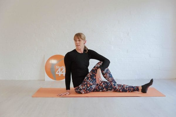 How can I become more flexible? - Studio 44 Pilates