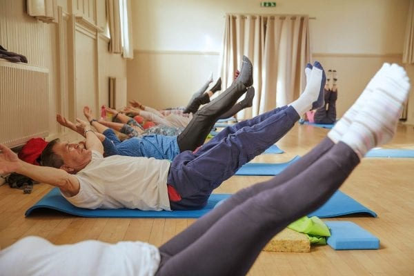 Am I too old to start Pilates? - Studio 44 Pilates