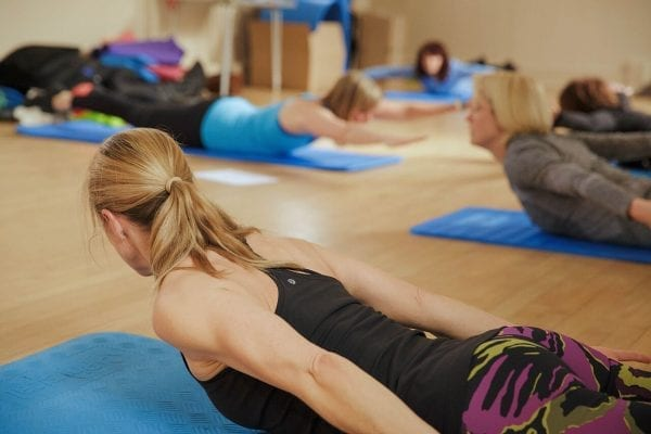 How to keep your exercise routine going through the cold weather! - Studio 44 Pilates