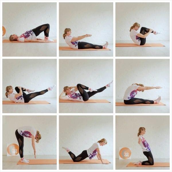 Sport Relief Pilates Challenge 2018 - Studio 44 Pilates