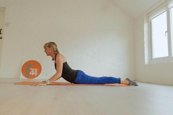 How to Garden without back pain. - Studio 44 Pilates