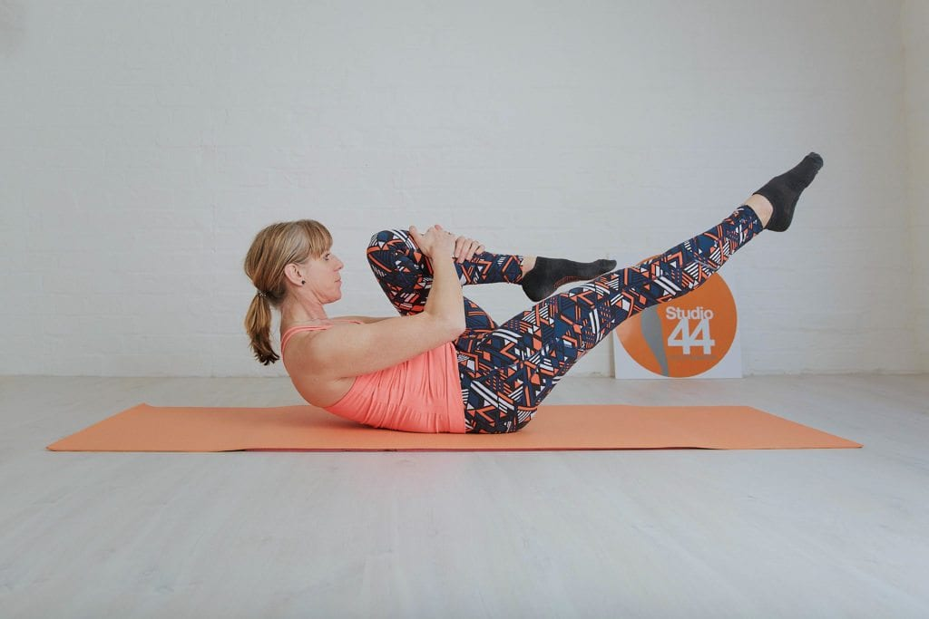 10 minute pilates exercise