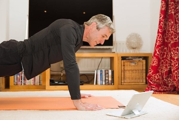 How online Pilates can help you during the holidays. - Studio 44 Pilates