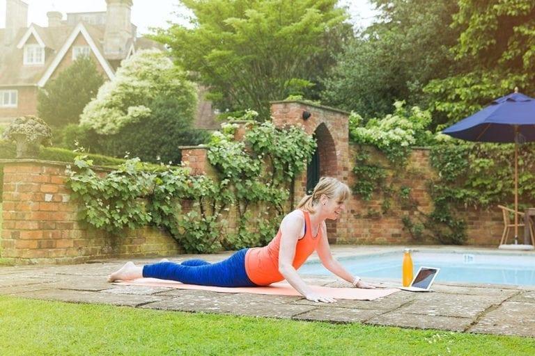 8 week pilates course