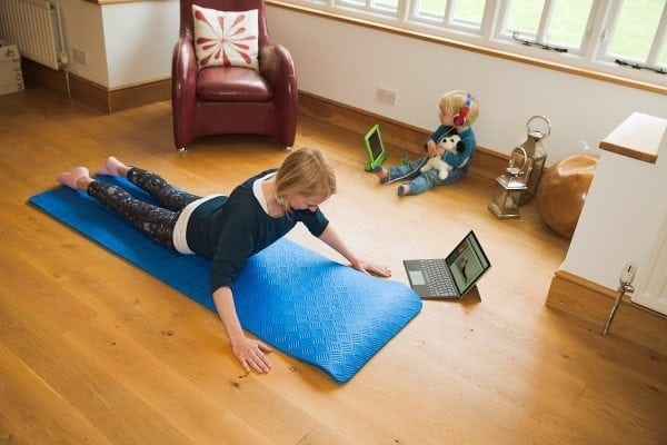 How to improve your Pilates practice at home. - Studio 44 Pilates