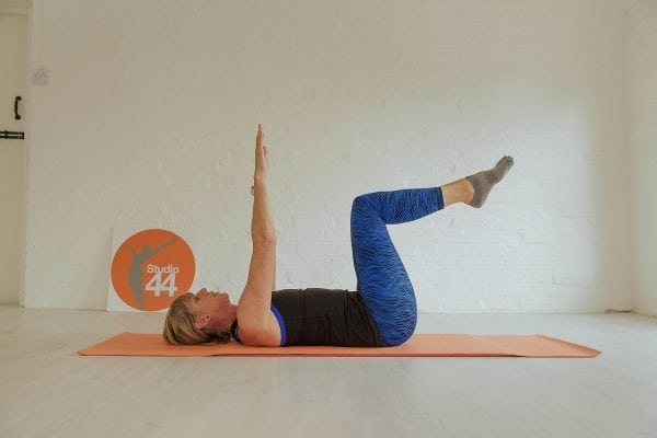 How often do you go back to your basic Pilates exercises