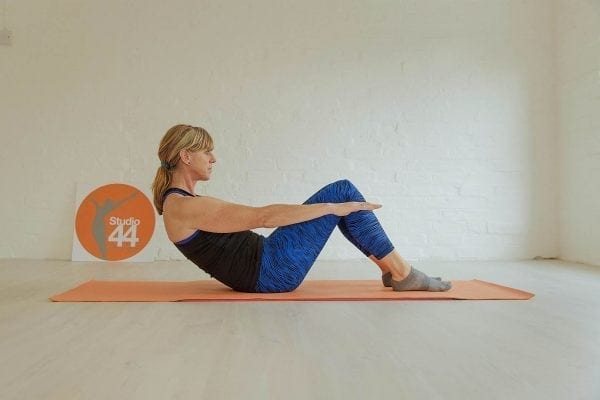 How often do you go back to your Pilates basic exercises