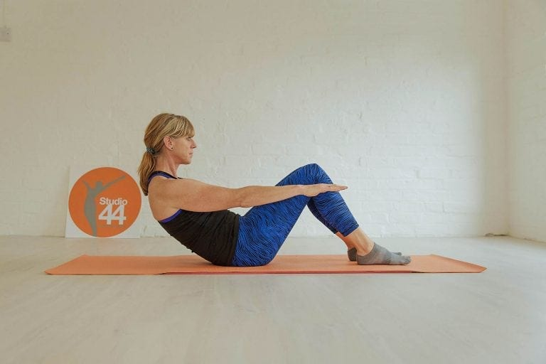 How often do you go back to your Pilates basic exercises