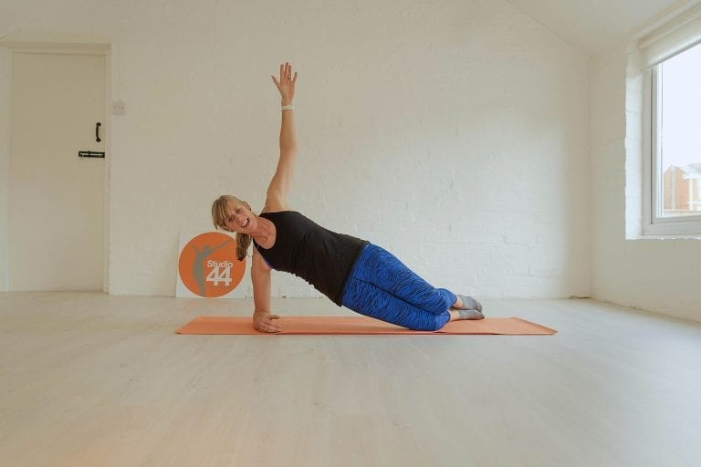 beginners Pilates course