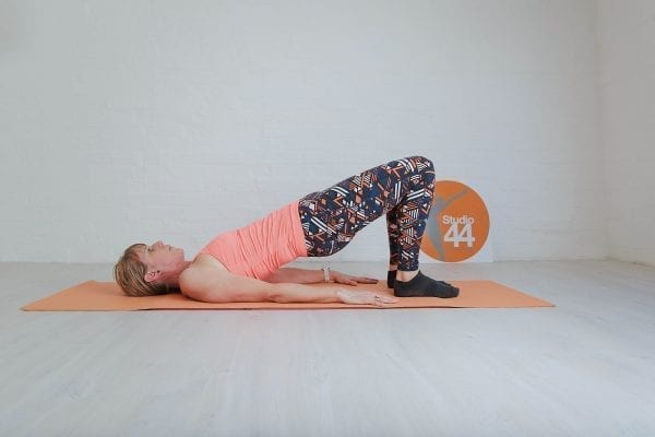 How to get back to Pilates with 5 Pilates exercises - Studio 44 Pilates