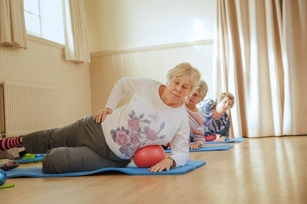 Pilates and Osteoporosis