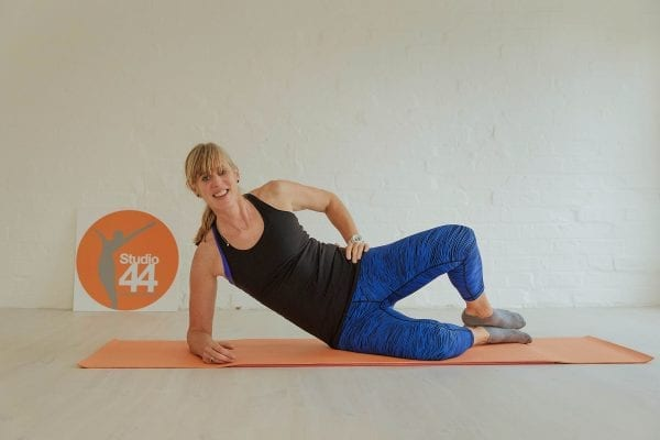 7 Day Beginners Pilates Challenge - Studio 44 Pilates