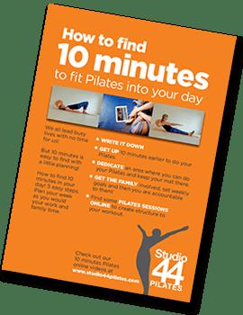 Home - Studio 44 Pilates