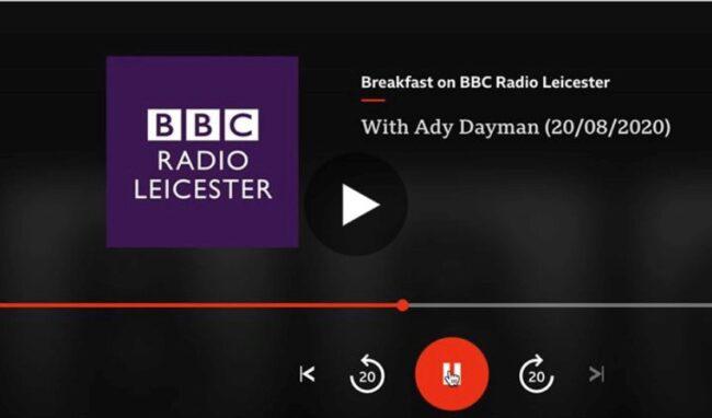 BBC Radio Leicester