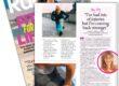 Featured in Women's Running Magazine